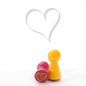 Read more about the article Mini-tampon «Coeur»